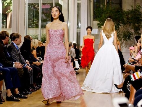 In transition, Oscar de la Renta presents a team effort at New ... - theprovince.com