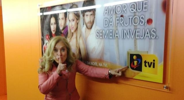 Teresa Guilherme vai comandar as galas do reality show da TVI