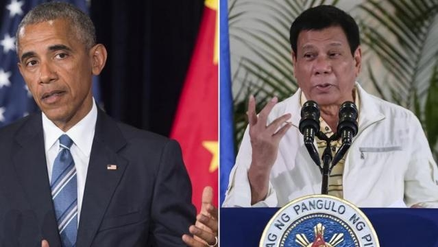 "Tensione Usa-Filippine, Duterte insulta Obama: ""Figlio di p ... - lastampa.it"