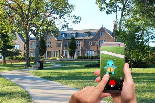 Pokemon Go convierte nuestra ciudad en un enorme mapa de juegos
