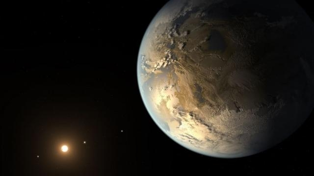 Prediction Tracking - Is there anybody out there? New planet could ... - predictiontracking.com