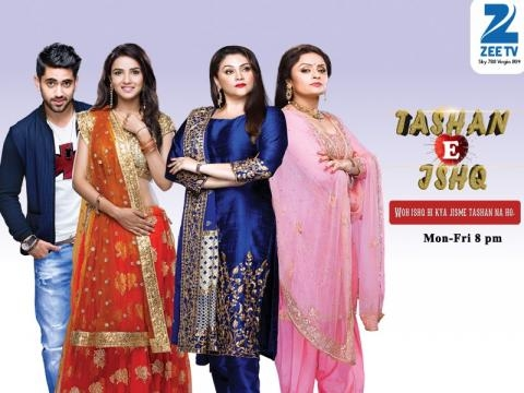 Watch Pakistani and Indian Dramas Online | Tashan-e-Ishq Archives ... - 8xmworld.com