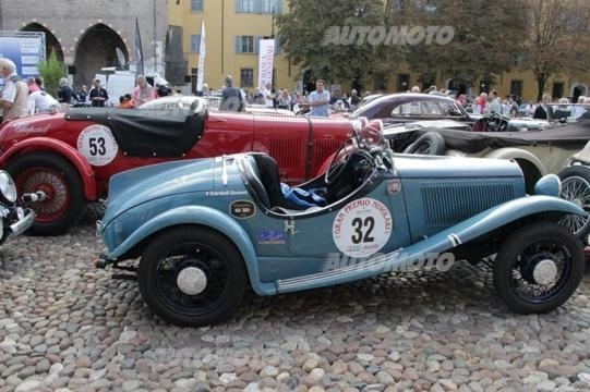 Gran Premio Nuvolari 2013. Giorno 1: da Mantova a Rimini - News ... - automoto.it
