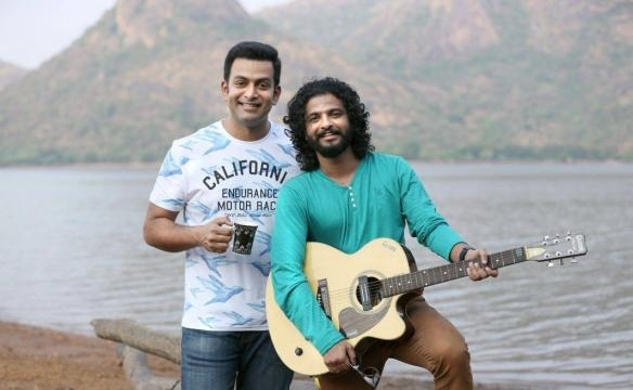 Prithviraj , Neeraj Madhav-3027 Ozham Malayalam Movie stil - topmovierankings.com