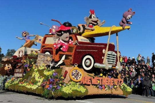 2016 Rose Parade (City of Burbank) by 1970superbird on DeviantArt - deviantart.com