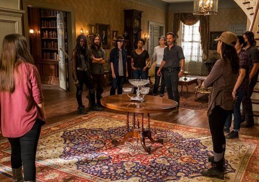 AMC image of the mid-season premier episode