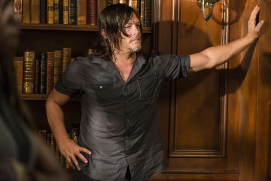 Promo image from AMC of the mid-season premier