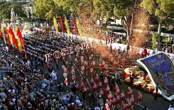 The 123rd Tournament of Roses Parade in Pasadena - Framework ... - latimes.com