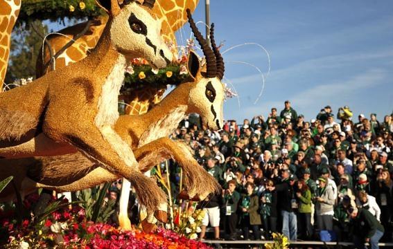 The 125th Tournament of Roses Parade | Jan. 1, 2014 - Framework ... - latimes.com