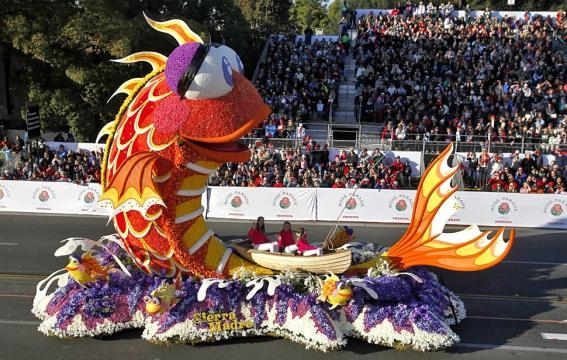 Watch 2017 Rose Parade online on January 2 - latimes.com