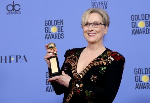 Trump fires back at Meryl Streep's heartfelt Golden Globes speech ... - bgr.com
