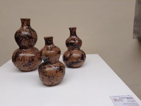 Piezas seleccionadas en el concurso de artesanía mexicana.