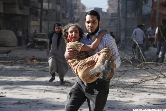 Five Years on, We Must Focus on the Victims of Syria's Atrocities ... - huffingtonpost.com