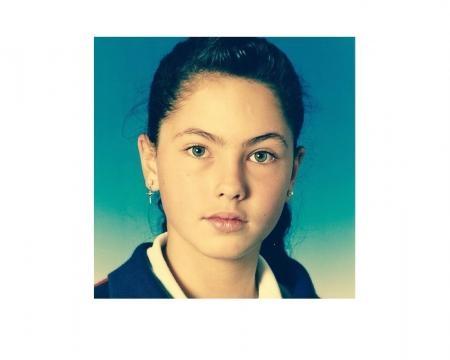 Barbara Mori quand elle était enfant