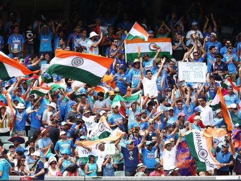 India Fans Set to Conquer .. - ndtv.com