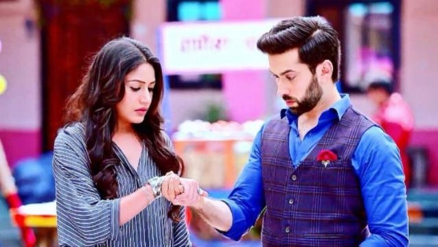 Shivay mocks divorce to find out truth in Ishqbaaz - TellyReviews - tellyreviews.com