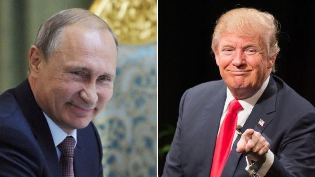 Donald Trump 'honoured' by Vladimir Putin's compliments - BBC News - bbc.com