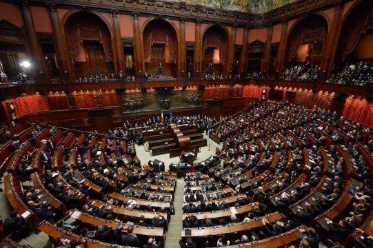 Intervento in aula sul Decreto per lo sblocco dei pagamenti della ... - marilenafabbri.it