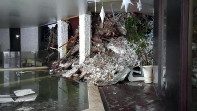 Varios muertos por una avalancha en un hotel de Italia