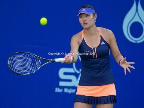 Ying-Ying Duan (CHN) Tennis - PTT Thailand Open 2015 - Pattaya ... - photoshelter.com