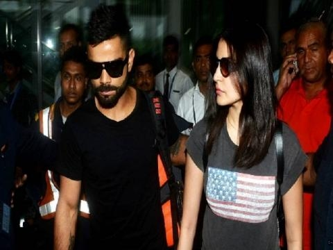 Virat Kohli and Anushka Sharma to move in together? - Anushka ... - indiatimes.com