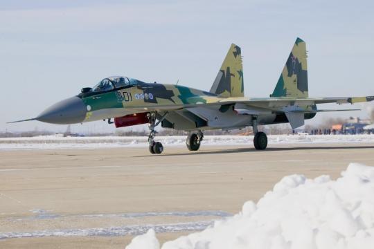 Russia's Su-35 Super-Flanker: Mystery Fighter No More - defenseindustrydaily.com