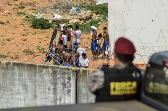Noticias de América Latina: Cárceles de Brasil: un monstruo fuera ... - elconfidencial.com