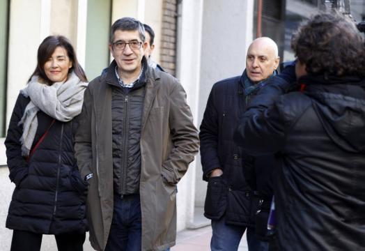 Crisis PSOE: Patxi López corta el paso a Sánchez y se enfrentará a ... - elconfidencial.com