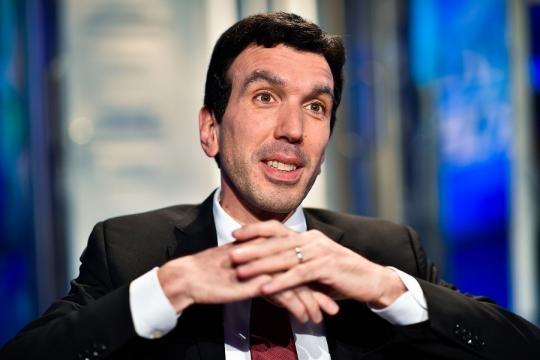 Maurizio Martina, ministro delle Politiche agricole, alimentari e forestali.