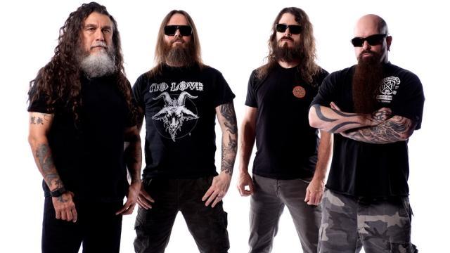 Slayer também se apresenta nos palcos da Maximus Festival