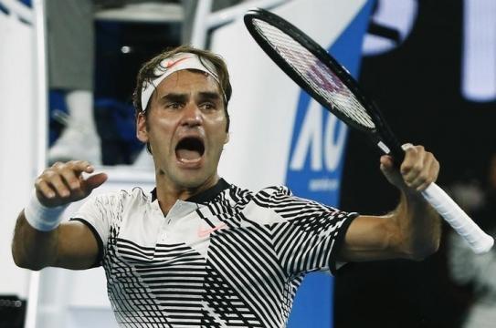 Federer prouve de nouveau qu'il est le meilleur des meilleurs