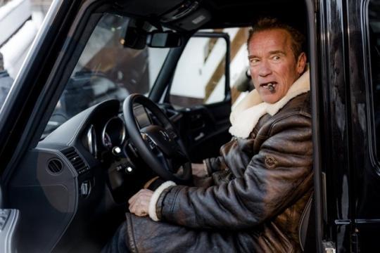 SUV será levado para o rancho na Califórnia onde vive o ator