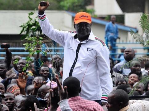 Kenya's Raila Odinga On Why 2017 Will Be His Year - newsweek.com