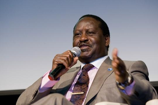 Raila warns of rigging in the general election and adds that Kenya will never be peaceful if Uhuru Kenyatta wins by rigging