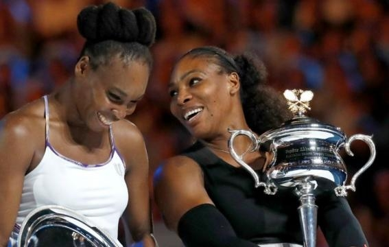 Serena and Venus share love and laughs at the end of the Australian Open - foxnews.com