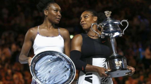 Serena Williams wins historic Australian Open title after beating ... - scmp.com