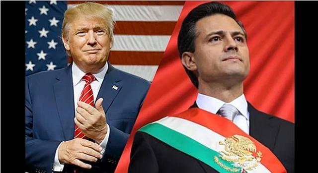 3Los mejores memes de Peña Nieto y Trump ... YouTube