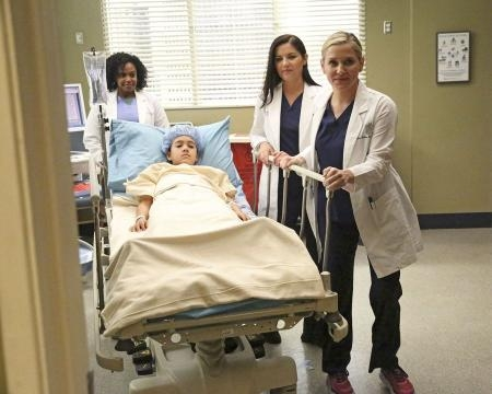 Dr. Stephanie Edwards will not be seen after Season 13 Image source:ABC