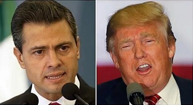 Los mejores memes de Peña Nieto y Trump ... YouTube