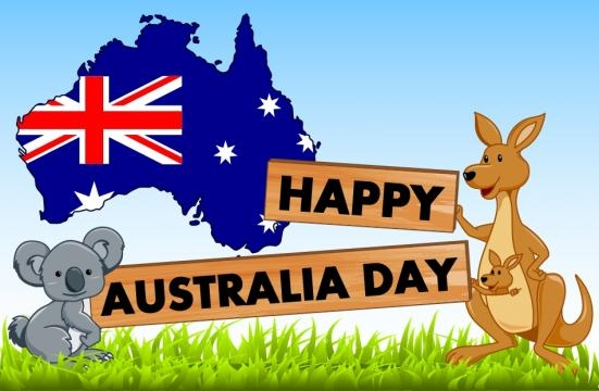 Happy Australia Day - www.theposhforum.co.uk - theposhforum.co.uk