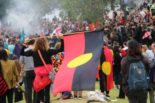 Invasion Day rally in Melbourne - ABC News (Australian ... - net.au