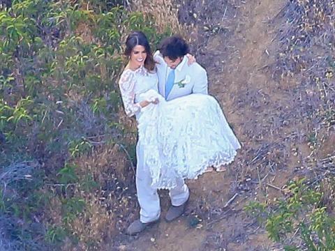 Ian Somerhalder et son histoire de faux mariage!