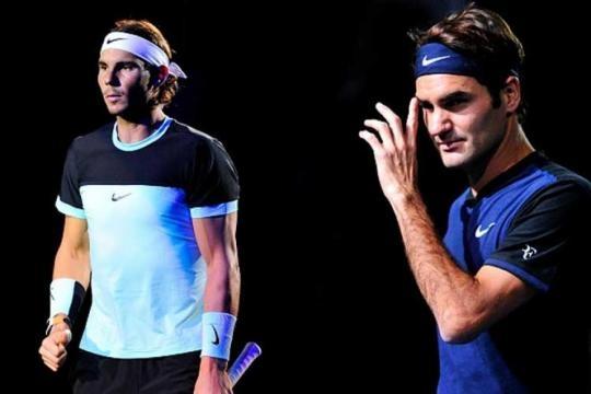 It's Roger Federer vs Rafael Nadal today in IPTL - News18 - news18.com