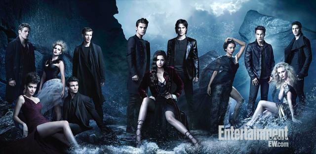 Vampire Diaries the-vampire-diaries | Yum | Pinterest | Vampire ... - pinterest.com