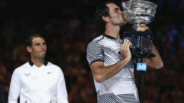 Australian Open 2017: Roger Federer v Rafael Nadal - BBC Sport - bbc.co.uk