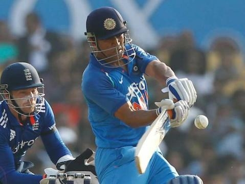 India vs England 2nd ODI: MS Dhoni Hits Classy Century In Rescue ... - ndtv.com