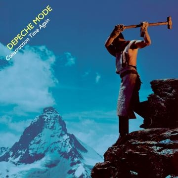 L'album 'Construction Time Again' del 1983, dove i Depeche Mode hanno debuttato nei temi socio-politici.