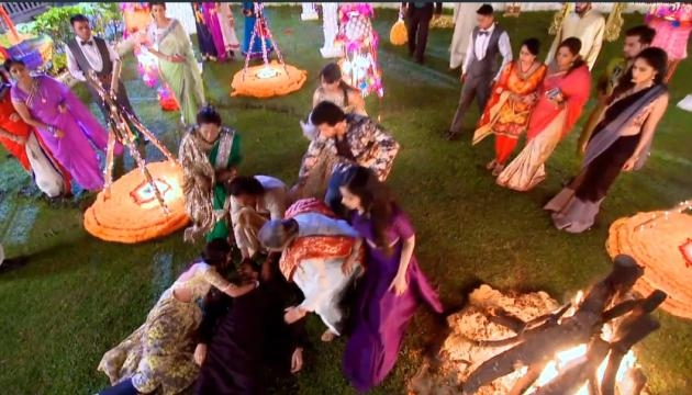 Shivaay shot in in IShqbaaz (youtube screen grab)