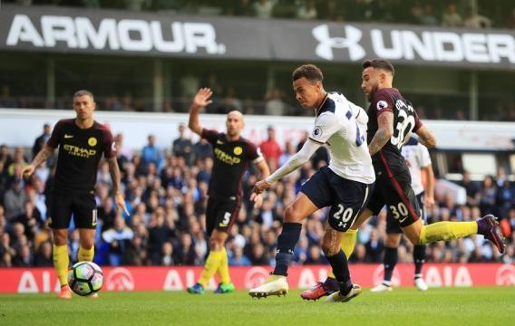 Pep Guardiola admits Tottenham are title contenders after ... - irishnews.com