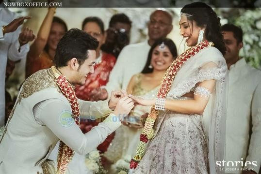 Actor Akhil Akkineni Engagement Photos | nowboxoffice.com - nowboxoffice.com